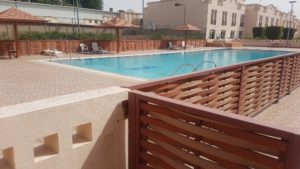 rahma compound swimming pool