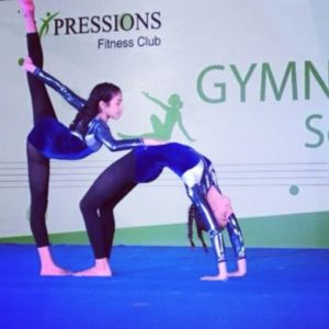gymnastics jeddah