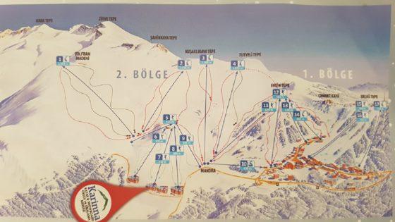 uldag ski slopes
